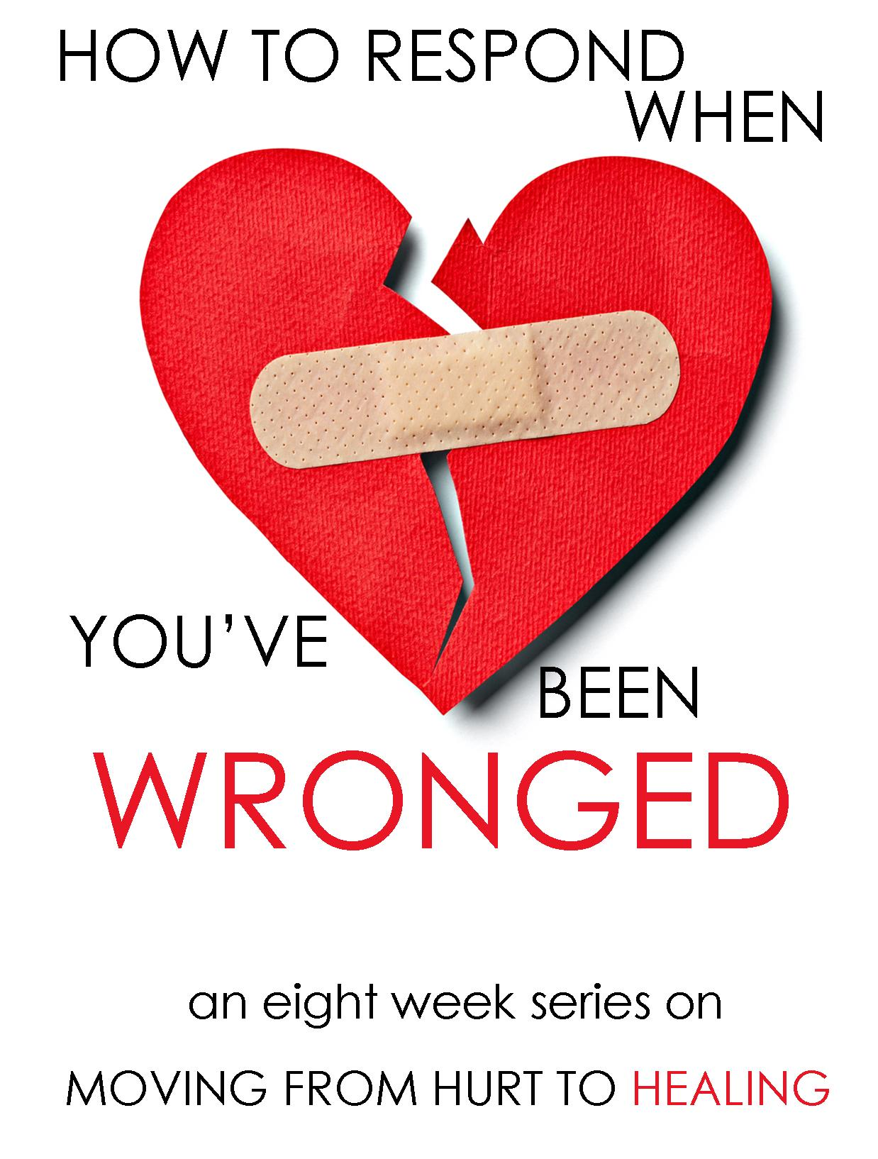 WRONGED SERIES GRAPHIC